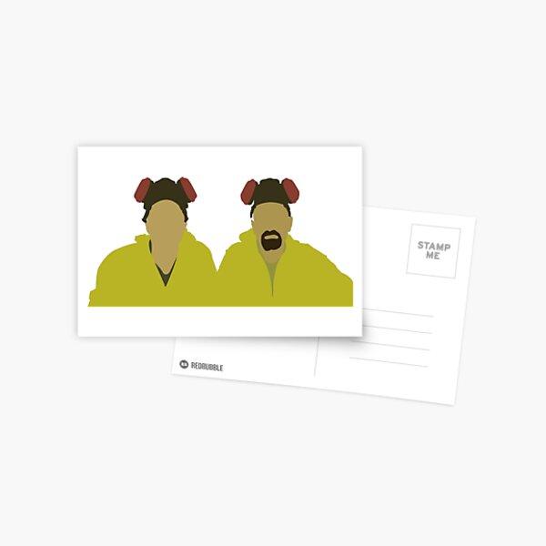 Breaking Bad Postcard