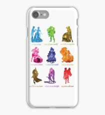 Everyone's a Princess  iPhone Case/Skin