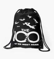 The 100 - May We Meet Again Drawstring Bag