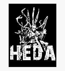 The 100 - Heda Photographic Print