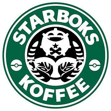 Starboks Koffee 2.0 by merimeaux
