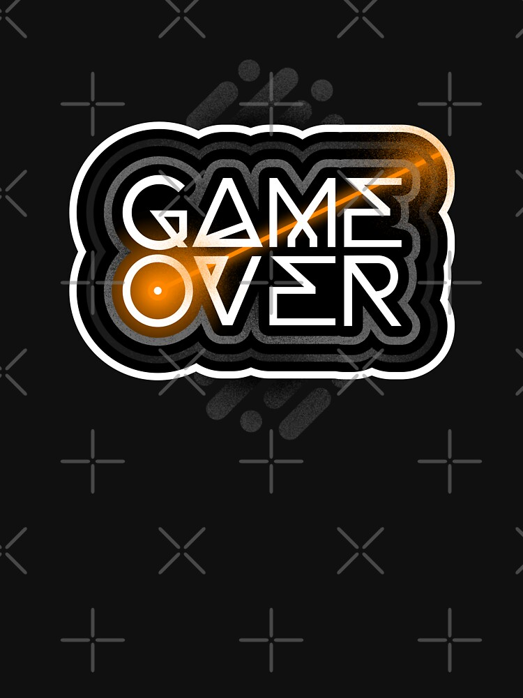 Game Over by szymonkalle