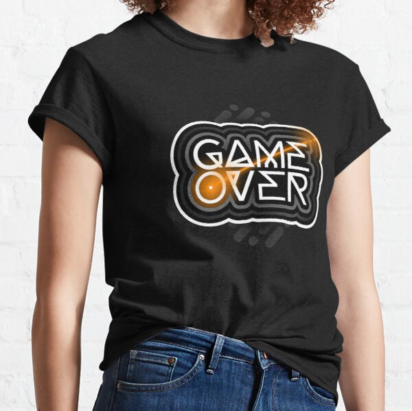 Game Over Classic T-Shirt
