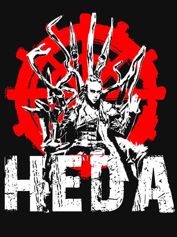 The 100 Lexa Symbol - Heda | Unisex T-Shirt