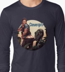 Clever Girl! Long Sleeve T-Shirt