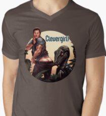Clever Girl! Men's V-Neck T-Shirt
