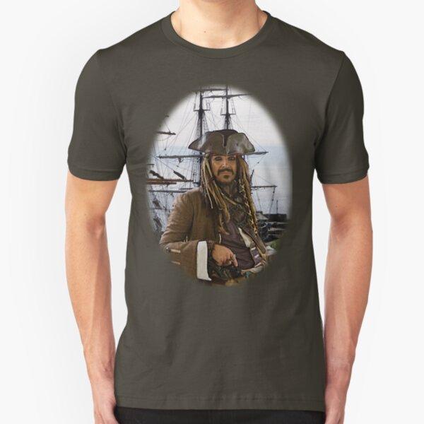 Pirate  Slim Fit T-Shirt