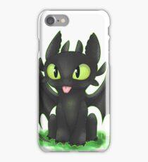 (Insert Dragon Noises) iPhone Case/Skin