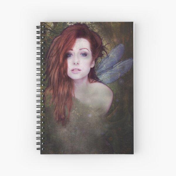 Woodland Fairy Spiral Notebook