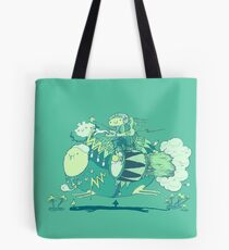 Walk with a friend Tote Bag