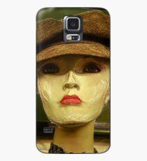 woman Case/Skin for Samsung Galaxy