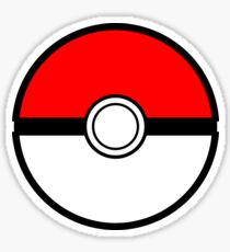 Pokemon - Pokeball Sticker