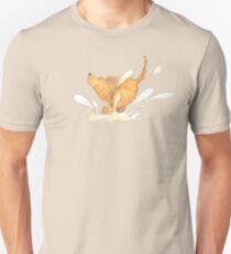Splash Dog Unisex T-Shirt
