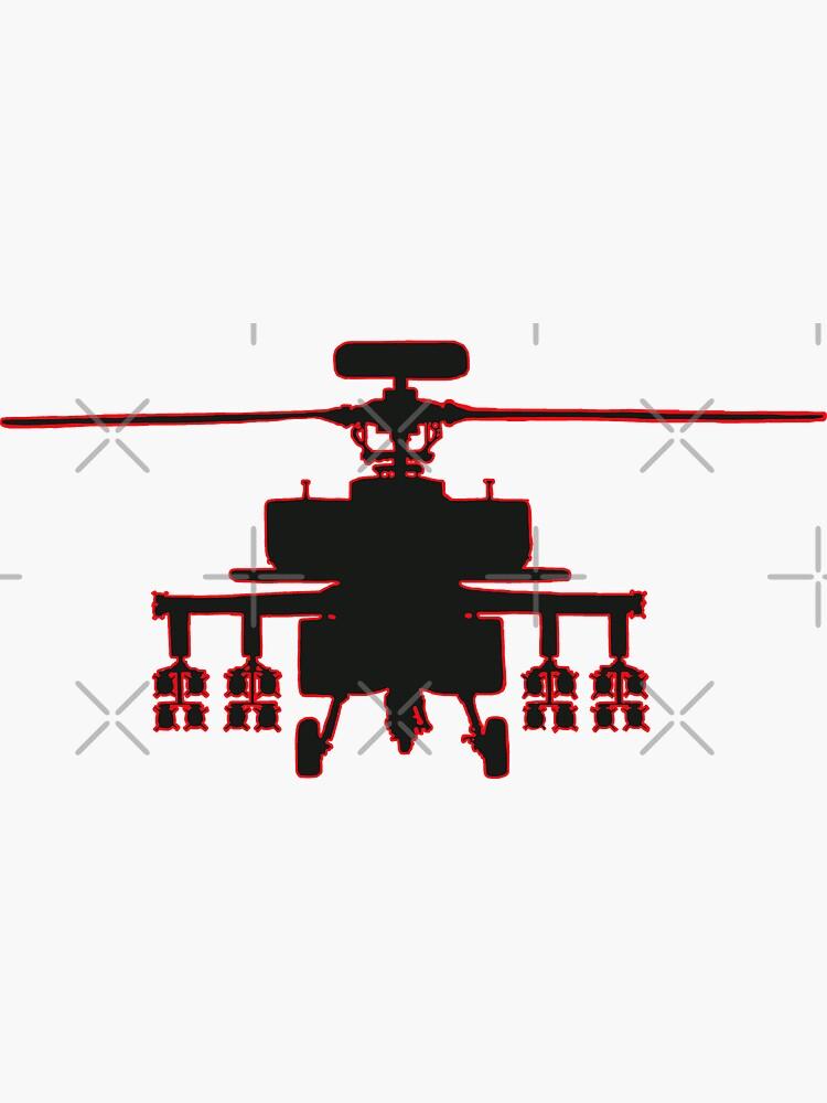 AH-64 by skanner30