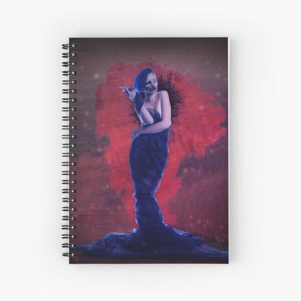 Midnight Spiral Notebook