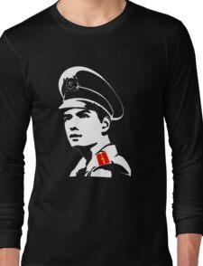 Vietnamese Police Officer Long Sleeve T-Shirt
