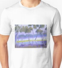 Red River Gums on the mashlands of the Murray River T-Shirt