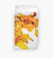 Autumn Leaves. Duvet Cover