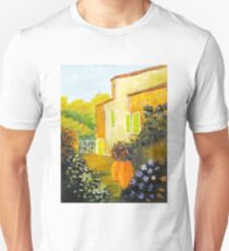 Tuscany Courtyard T-Shirt