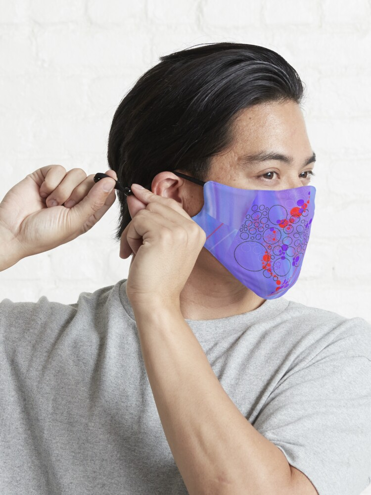Alternate view of So High Mask