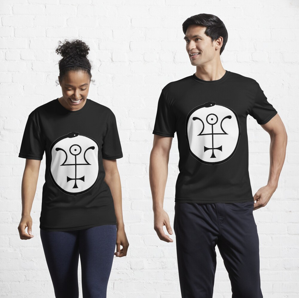 The Invisible Basilica Of Sabazius - Ordo Templi Orientis Clipart Active T-Shirt