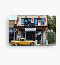 Moody Auto Parts, Inc. Canvas Print