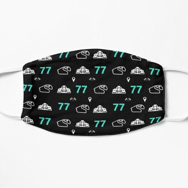 Valtteri Bottas 77 Racing Masque sans plis