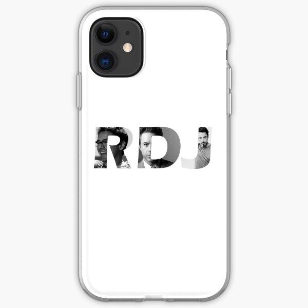 Robert Downey Jr - RDJ iPhone Soft Case