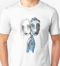 The Confession of The Ego and the Alter-ego T-Shirt