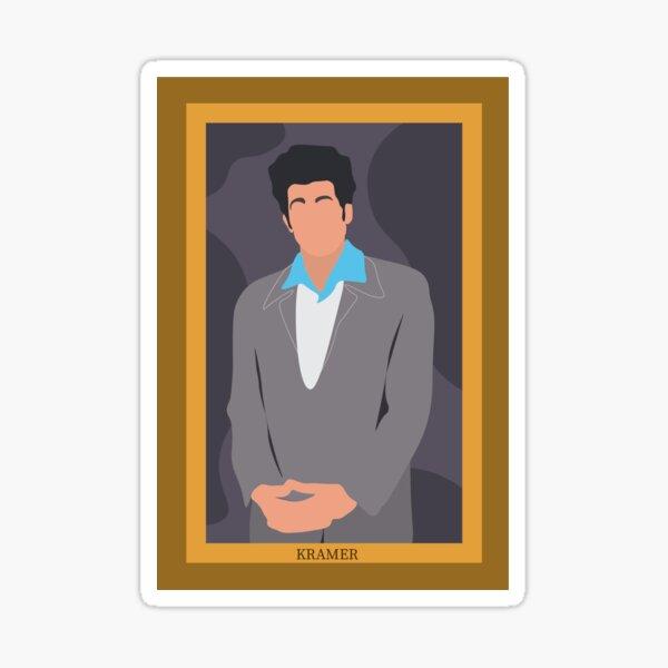 The Kramer  Sticker