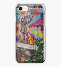 The Colours of the High Line, by Eduardo Kobra iPhone Case/Skin