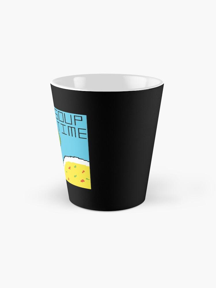 """Soup Time Meme Frog Pixel Art"" Mug by Altohombre   Redbubble"