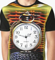 Timepiece Graphic T-Shirt