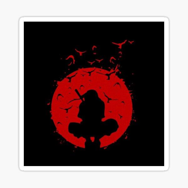 Itachi Uchiha Sticker