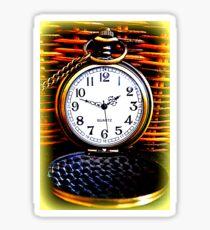 Timepiece Sticker