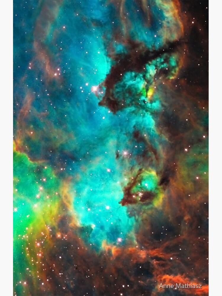 Galaxy Space Nebula
