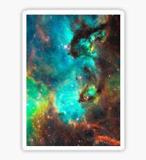 Galaxy / Seahorse / Large Magellanic Cloud / Tarantula Nebula Sticker