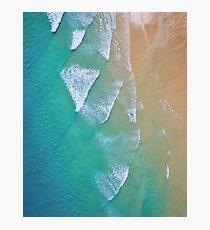 The ocean Photographic Print