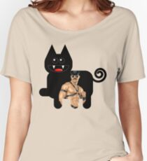 KITTEN 6/6 Women's Relaxed Fit T-Shirt