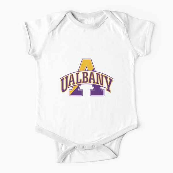 Albany Great Danes Short Sleeve Baby One-Piece