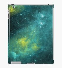 Water Color Space iPad Case/Skin