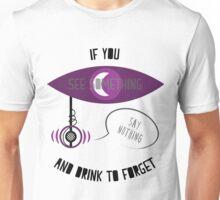 If You See Something Unisex T-Shirt
