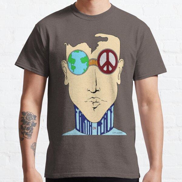 Earth On Peace Classic T-Shirt