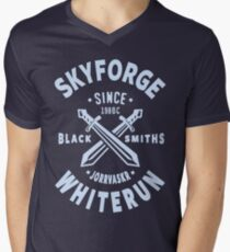 Skyforge Whiterun Men's V-Neck T-Shirt