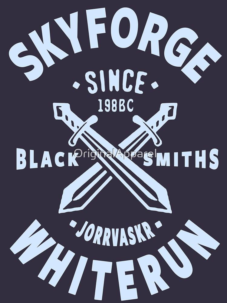 Skyforge Whiterun | Unisex T-Shirt