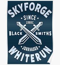Skyforge Whiterun Poster