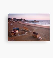 Broadstairs Sunrise Metal Print