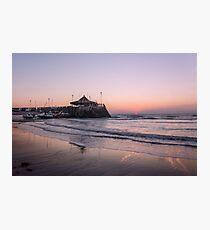 Broadstairs Sunrise Photographic Print
