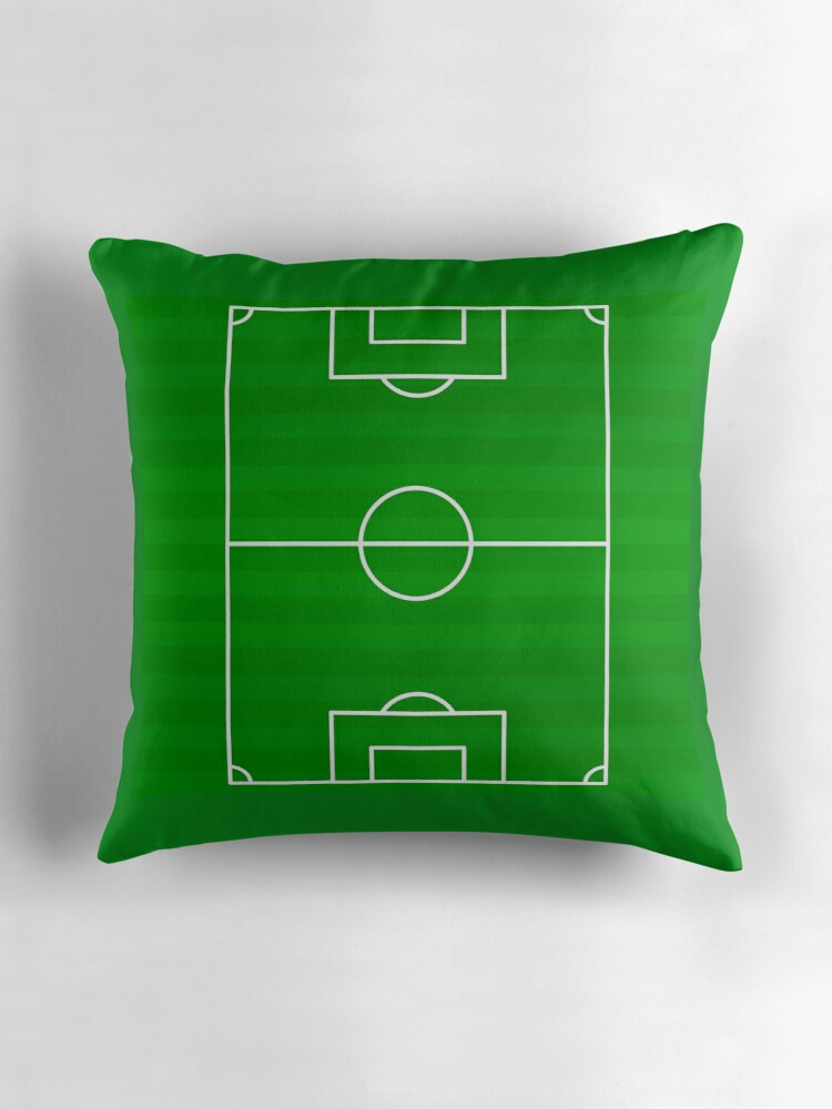 Football Soccer Pitch Ground Duvet King Queen size Covers bedding