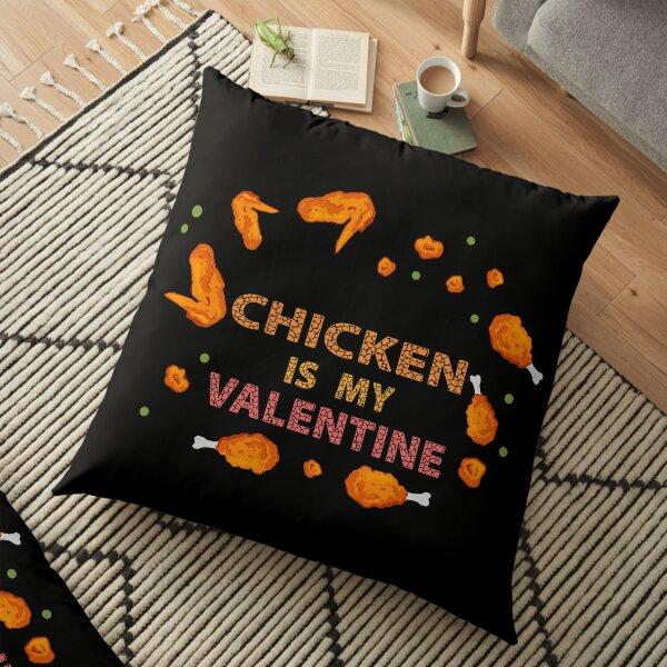 NOUS ALLONS ENSEMBLE comme Hamburger /& Frites Housse de coussin oreiller Drôle Saint Valentin